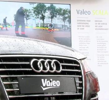 Valeo et ses innovations en voiture autonome