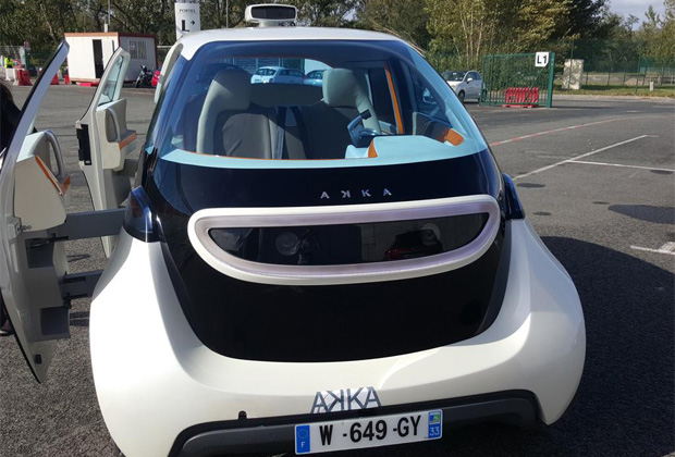 link go la voiture autonome d 39 akka technologies. Black Bedroom Furniture Sets. Home Design Ideas