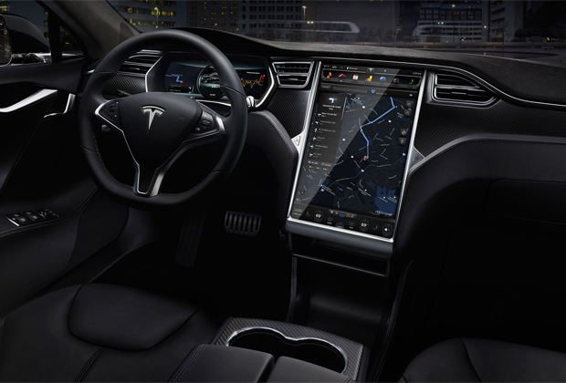 la mise jour tesla 7 0 propose une conduite autonome. Black Bedroom Furniture Sets. Home Design Ideas