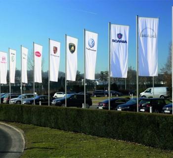 Marques du groupe Volkswagen