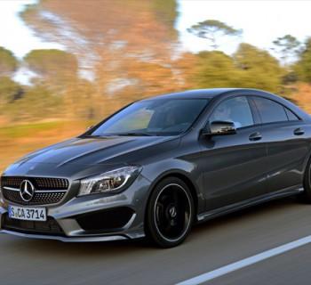 Mercedes CLA voiture autonome