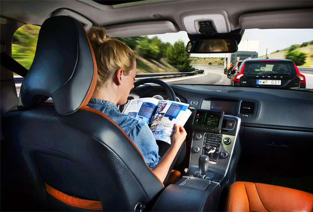 Voiture autonome préférences des conducteurs