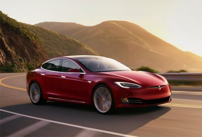 Tesla P100D 2017
