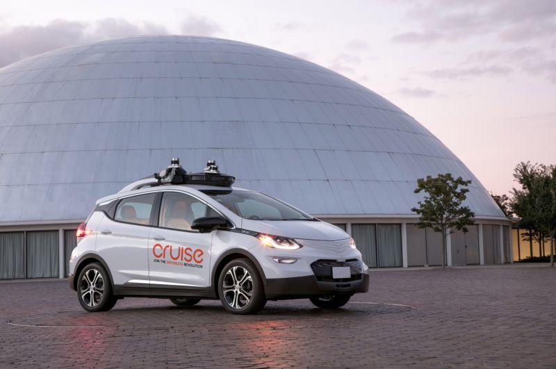 Cruise voiture autonome